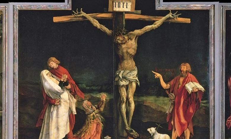 Grunewald-Isenheim-Crucifixion