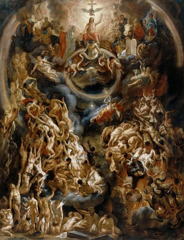 Jordanes Last Judgement